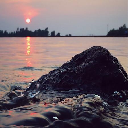 Fair Haven sunset